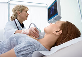 Thyroid Ultrasound Imaging